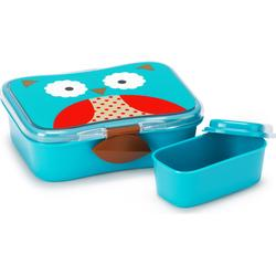 Skip*hop Zoo Owl Lunch Box