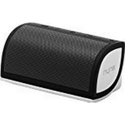 Nyne Mini Universal Wiederaufladbarer Portabler Bluetooth Wireless Lautsprecher mit Integriertem Mikrofon / Schwarz/Silber