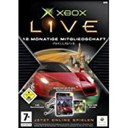 Project Gotham Racing 2 + Xbox Live Starter Kit