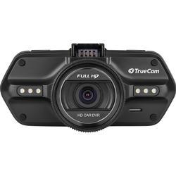 Dashcam TrueCam A6 Blickwinkel horizontal max.=110 ° 12 V, 24 V Dual-Kamera, Akku, Display, Mikrofon