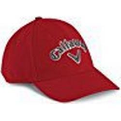 Callaway Herren Baseball Cap Einheitsgröße, Herren, 5215072, Rot (grau)