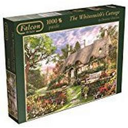 Falcon / The Whitesmith's Cottage. Puzzle 1000 Teile