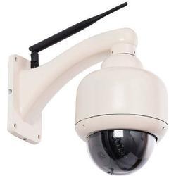 Bluestork B-Cam-Or / Hd White Outer Dome Ip Surveillance Camera 1 Kg