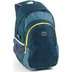 Backpack rucksack Design - blues
