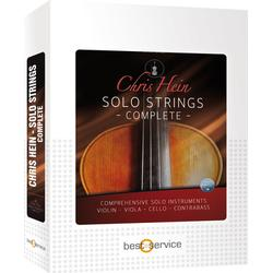 Chris Hein Solo Strings Compl.