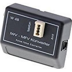 Reiner 120068 IWF/MFVAntennenkabel Konverter mit Netzteil