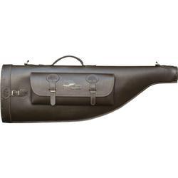Gewehrfutteral - hartes Lederfutteral