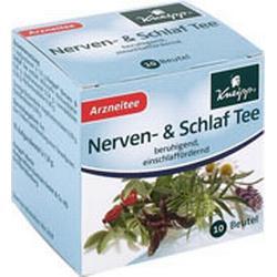 KNEIPP Tee Nerven und Schlaf Filterbeutel 10 St