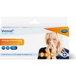 VEROVAL Allergie-Erkennung Selbsttest 1 St