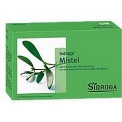 SIDROGA Mistel Tee Filterbeutel 20 St