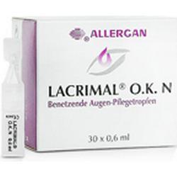 LACRIMAL O.K. N Augentropfen 30X0.6 ml
