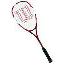 Wilson Squash/Schläger, Damen/Herren, Fortgeschrittene, Tour 150, WRT912330, Rot/Weiß