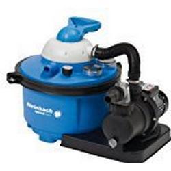 Steinbach Sandfilteranlage Speed Clean Comfort 50, Wasserfilter, blau