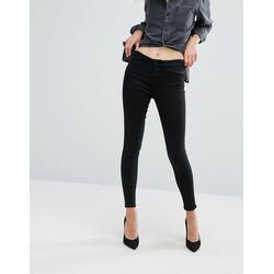 Waven - Freya - Skinny Jeans - Schwarz