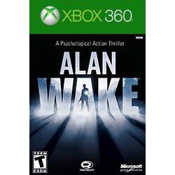 Alan Wake Xbox 360/Xbox One