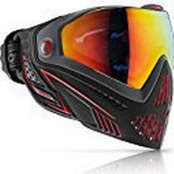 Dye i5 Schwimmbrille, Fire Black/Red, One Size