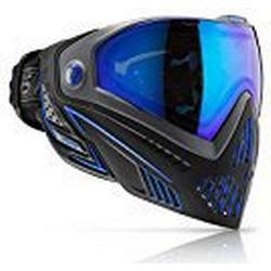 Dye i5 Schwimmbrille, Storm Black/Blue, One Size