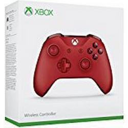 Xbox Wireless Controller in Rot