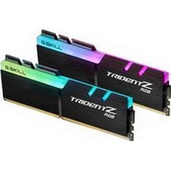 G.Skill Trident Z RGB Series, DDR4-3866, CL 18 - 16 GB Dual-Kit