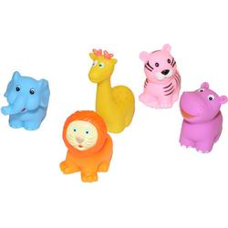 Rätt Start Badespielzeug Tierfamilie 5-teilig