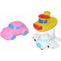 Rätt Start Badespielzeug Transportmittel 3-teilig