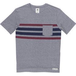 Element Ashland Crew T-Shirts Grau