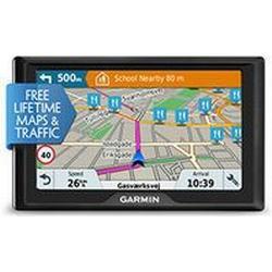 Drive 61 LMT-S Navigationssystem 6 lebenslange Kartenupdates Europa (Schwarz) (Versandkostenfrei)