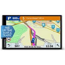 DriveSmart 61 LMT-S EU, Navigationssystem
