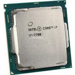INTEL Core i7/7700K 4,20GHz LGA1151 8MB Cache Tray CPU