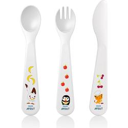PHILIPS AVENT Besteck-Set f�r Kinder ab 18M