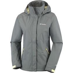 Columbia Outdoorjacke »Trestle Trail Hooded Jacket Women«