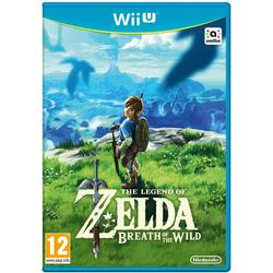 The Legend of Zelda: Breath of the Wild Nintendo Wii U USK: 12