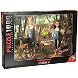Anatolian/Perre Group ANA.3183 / Puzzle / Summer Snapshot, 1000/Teilig