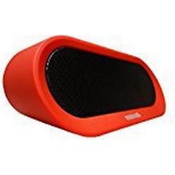 Maxell IKUone Bluetooth Lautsprecher (6W, NFC, integriertes Mikrofon) rot