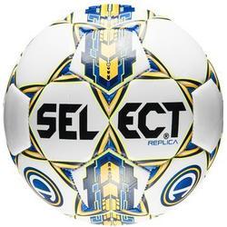 Select Fußball Brillant Replica Allsvenskan - Weiß/Gelb