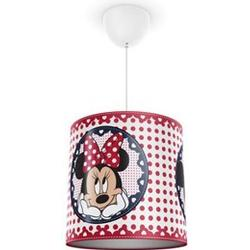 Philips Disney Minnie Maus Pendelleuchte, rot 717523116