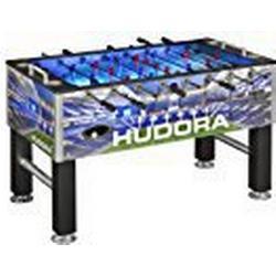 HUDORA Kicker/Tisch Neapel mit Beleuchtung / Tisch/Fußball / 71482/01