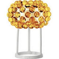 Caboche Tischleuchte Gelb Gold - Foscarini