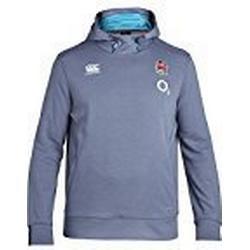 England Rugby Herren vapodri über den Kopf Tech Hoodie L Folkstone Grey