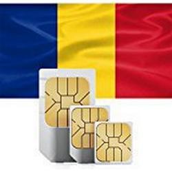 travSIM v/de/rumänien/3gb Rumänien Daten Sim Karte mit 3GB (30 Tage gültig, Standard/Micro/Nano)