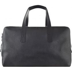 Jost Kopenhagen Reisetasche Leder 45 cm schwarz