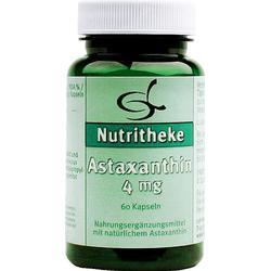 ASTAXANTHIN 4 mg Kapseln 60 St
