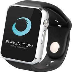 Brigmton Smartwacth Watch Black Brigmton Bwatchbt4N