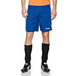 hummel Herren Auth Charge Poly Shorts, True Blue, XL