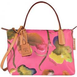 Roberta Pieri Robertina Mini Duffle Handtasche 24 cm paradise pink