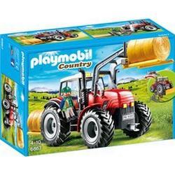 PLAYMOBIL 6867 / Riesentraktor mit Spezialwerkzeugen