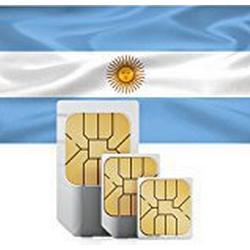 travSIM v/de/argentinien/500mb Argentinien Daten Sim Karte mit 500MB für 30 Tage (Standard/Micro/Nano)