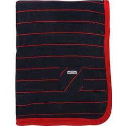 Blanket Etna Bue/Red