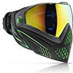 Dye i5 Schwimmbrille, Emerald Black/Lime, One Size