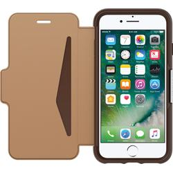 77-53976 Strada Bookcover Apple iPhone 7 Pacific Opal